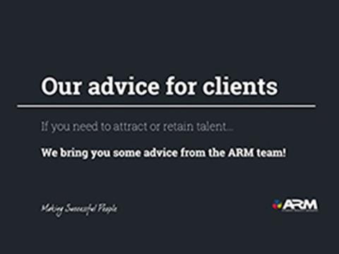 advice for clients widget